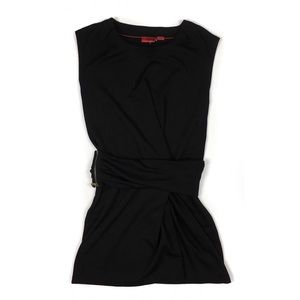 Hugo Boss Dellba Zip Belted Mini Dress